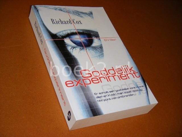 RICHARD COX. - Goddelijk experiment