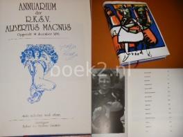 Annuarium der R.K.S.V. Albertus Magnus. 1993