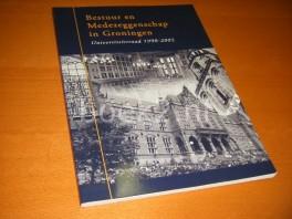 Bestuur en medezeggenschap in Groningen + Medezeggenschap in harmonie + De Formule Joosten [SET van 3 boeken]