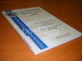 Afstudeerboek Human Sense 2002