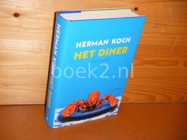 HERMAN KOCH - Het Diner