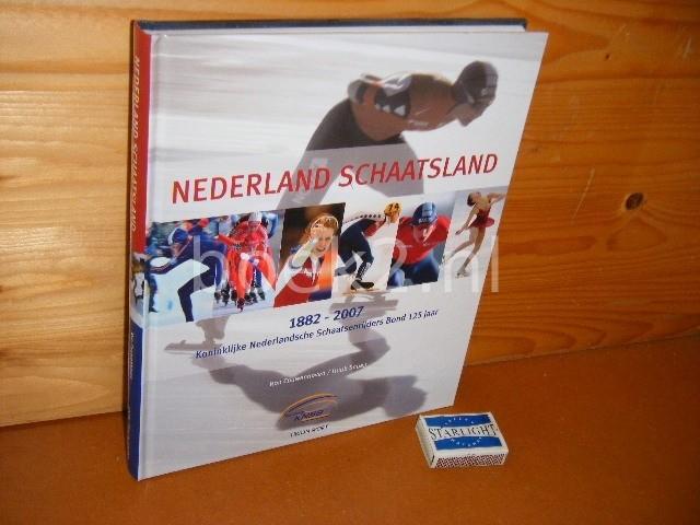RON COUWENHOVEN; HUUB SNOEP - Nederland schaatsland 1882-2007 : Koninklijke Nederlandsche Schaatsenrijders Bond