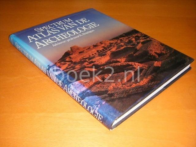KEITH BRANIGAN (EINDREDACTIE) - Spectrum atlas van de archeologie