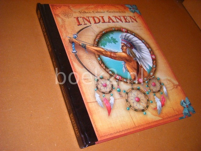 MARTINA GORGAS - Indianen volken, cultuur, geschiedenis