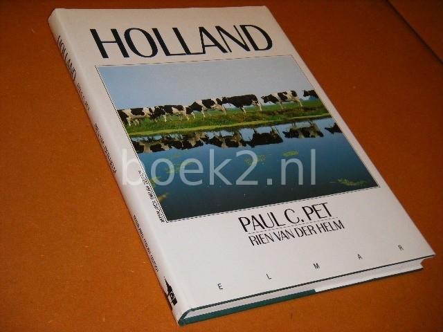 PAUL C. PET; RIEN VAN DER HELM - Holland
