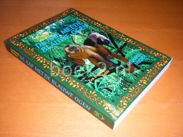 GERHARDT MULDER - De aap met de blauwe ogen