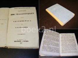 Oplossingen van de laatste 200 vraagstukken uit de Arithmetica van A.B. Strabbe