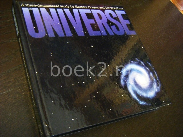 HEATHER COUPER, DAVID PELHAM - The Universe. A three-dimensional study. Pop-up