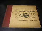The Mineral Resources of the World