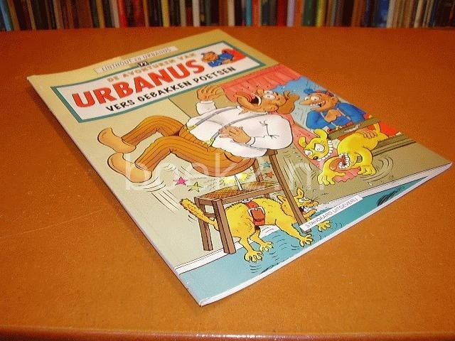 LINTHOUT EN URBANUS - De Avonturen van Urbanus 72 - Vers Gebakken Poetsen