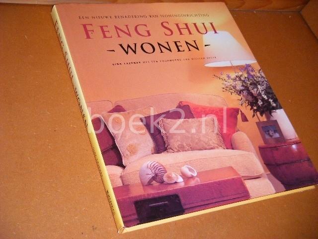 LAZENBY, GINA. - Feng Shui Wonen. Een nieuwe Benadering van Woninginrichting.