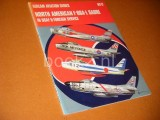 North American F-86A-L Sabre in Usaf and Foreign Service. [Aircam Aviation Series Nr 17]