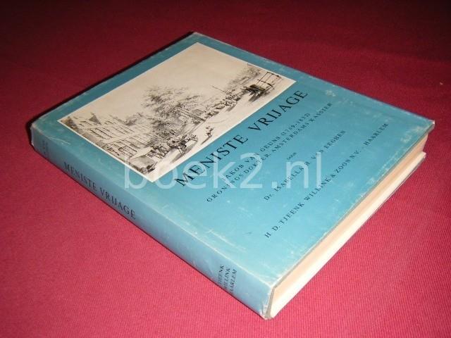 ISABELLA H. VAN EEGHEN - Meniste vrijage, Jakob van Geuns (1769-1832) Gronings dokter, Amsterdams 'kassier'