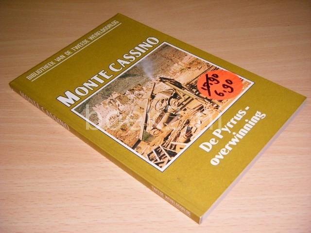 DOMINICK GRAHAM - Monte Cassino De Pyrrhusoverwinning