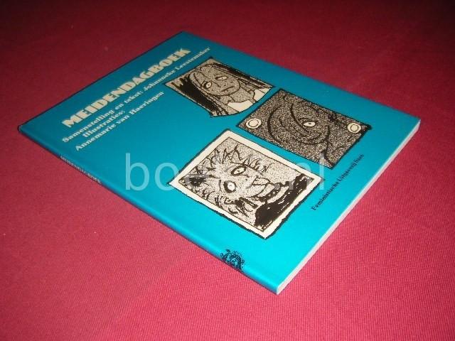 JOHANNEKE LEESTEMAKER - Meidendagboek