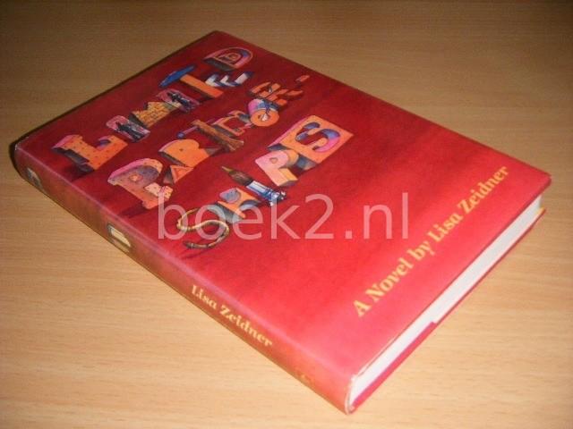 LISA ZEIDNER - Limited Partnerships A Novel