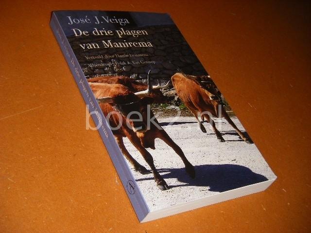 VEIGA, JOSE J. - De Drie Plagen van Manirema.