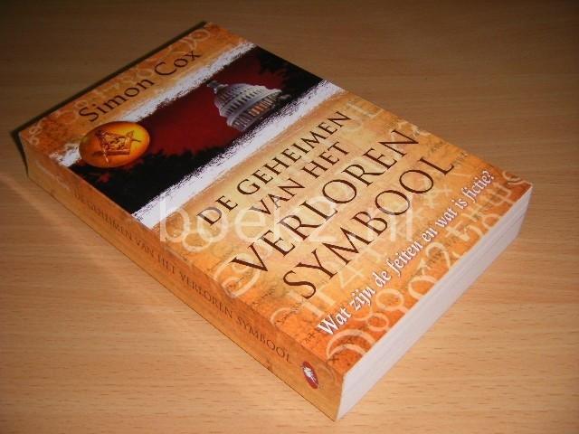 SIMON COX - De geheimen van het verloren symbool