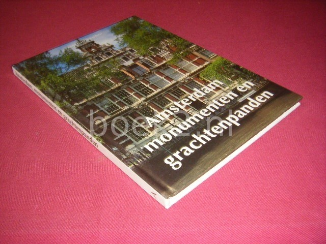 KOEN KLEIJN EN JOS SMIT - Amsterdam, Monumenten en grachtenpanden