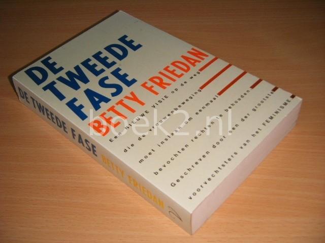 BETTY FRIEDAN - De tweede fase