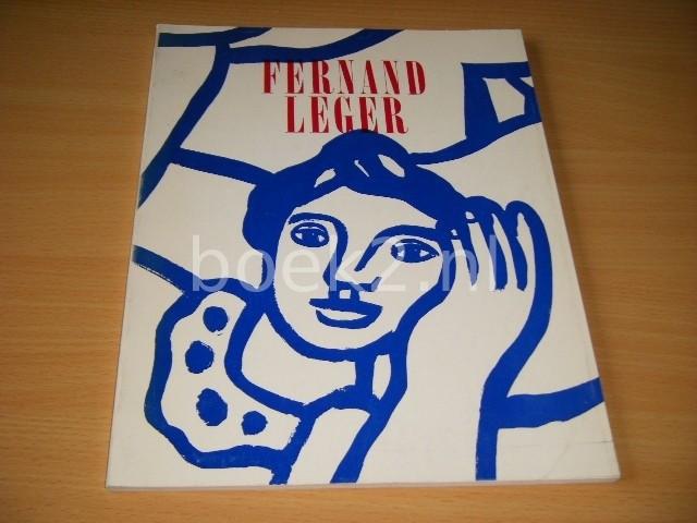 FERNAND LEGER - Fernand Leger
