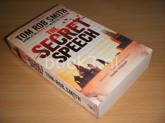 TOM ROB SMITH - The Secret Speech
