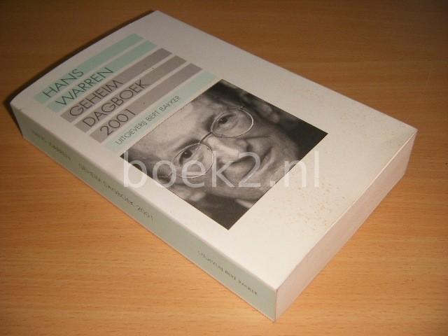 HANS WARREN - Geheim dagboek 2001