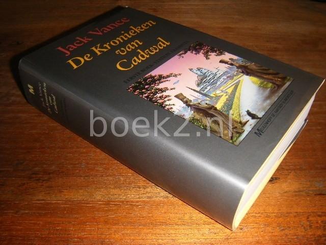 VANCE, JACK - De Kronieken van Cadwal. Eerste boek. Station Araminta.