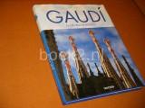 Gaudi. 1852 - 1926. Antoni Gaudi i Cornet - een Leven in de Architectuur.