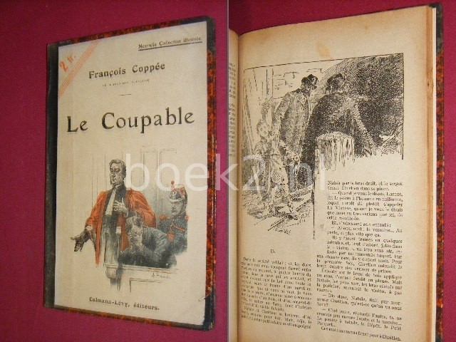 FRANCOIS COPPEE - Le Coupable [Nouvelle Collection Illustree]
