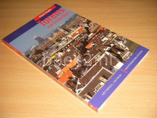 PAUL VUGTS - Torens van Amsterdam