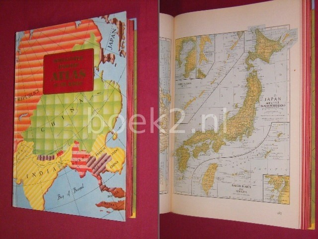 ORVILLE R. SNAPP (RED) - The International Standard Atlas of the World