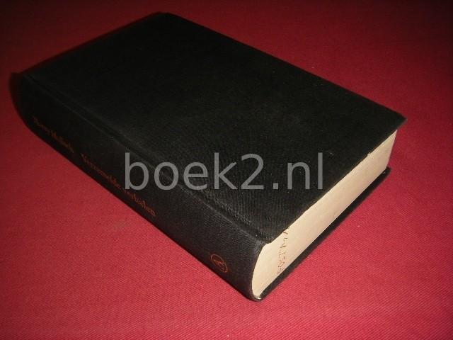 HARRY MULISCH - Verzamelde verhalen 1947-1977 [Grote Bellettrie Serie]