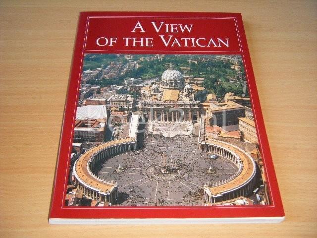 FRANCESCO RONCALLI - A View of the Vatican