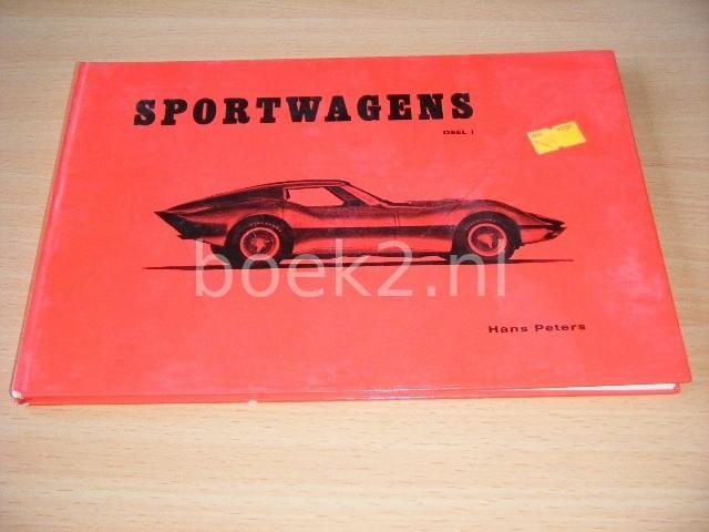 HANS PETERS - Sportwagens deel 1