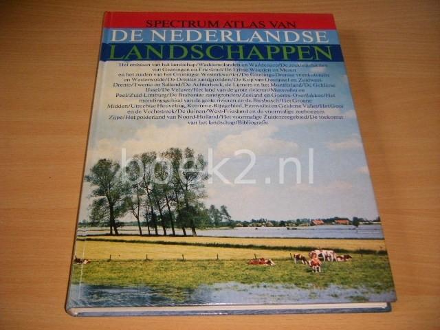 HENK PEN (VORMGEVING) - Spectrum atlas van de Nederlandse landschappen