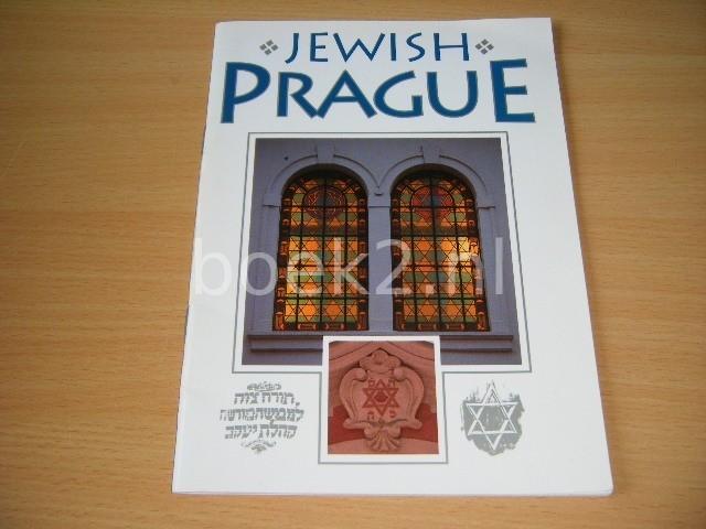 MARIE VITOCHOVA, JINDRICH KEJR AND JIRI VSETECKA - Jewish Prague