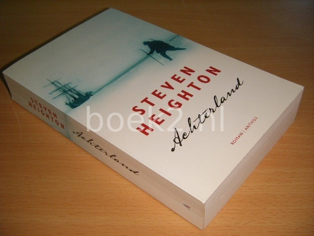 STEVEN HEIGHTON - Achterland