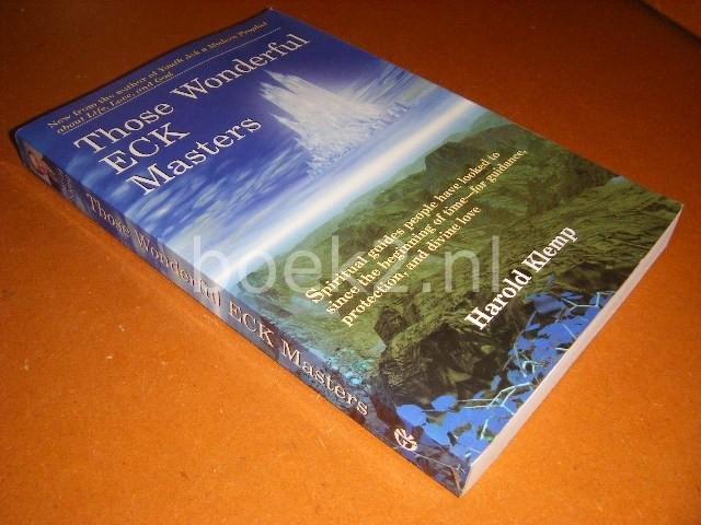 HAROLD KLEMP - Those Wonderful ECK Masters
