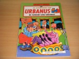 De avonturen van Urbanus, De harem van Urbanus
