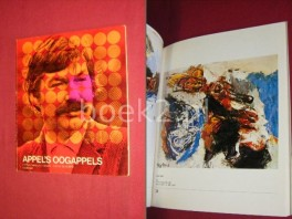 Appel's oogappels [Centraal Museum Utrecht, 4.9 t.m. 15.11.1970, catalogus]
