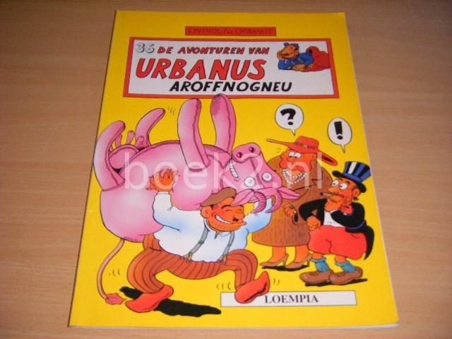 LINTHOUT EN URBANUS - Aroffnogneu De avonturen van Urbanus 36