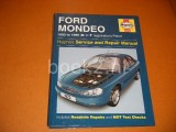 Ford Mondeo. 1993 to 1999. (K to T Registration) Petrol.