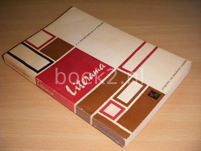 K.J. VAN DER KERK EN H.A. POOLLAND - Literama 110 samenvattingen van Nederlandse letterkundige werken