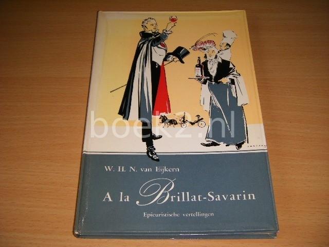 A la Brillat-Savarin Epicur...