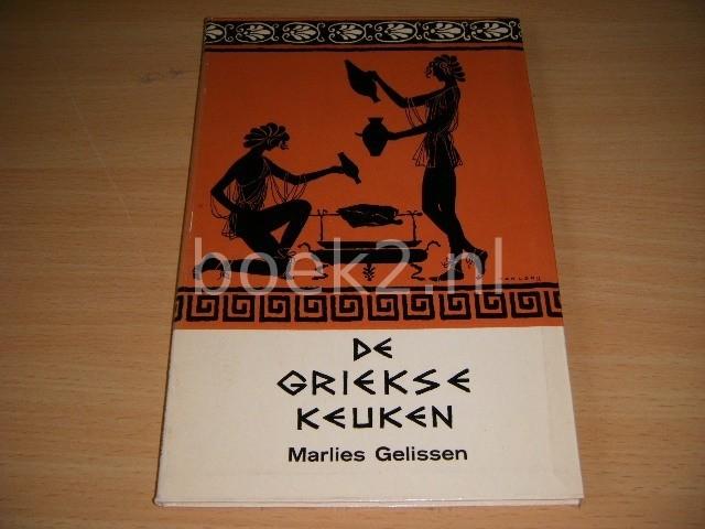 Boekwinkeltjes.nl marlies gelissen de griekse keuken
