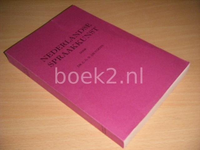 DR. C.G.N. DE VOOYS - Nederlandse spraakkunst