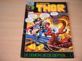 De machtige Thor: De demon uit de diepten
