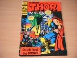De machtige Thor: De kille hand des doods