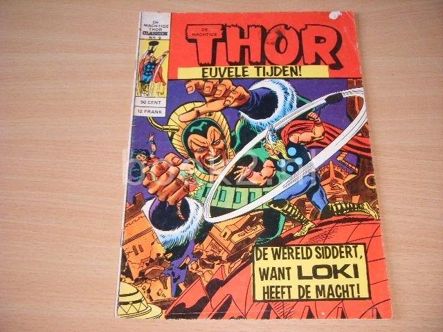 MARVEL COMICS - De machtige Thor: Euvele tijden! nr. 9